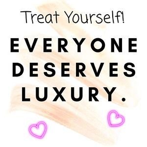 TREAT YOURSELF!!! BUNDLE TO SAVE MORE :)